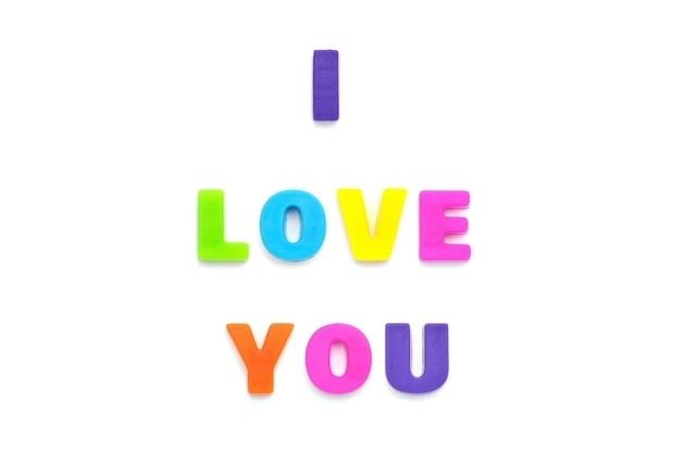 I LOVE YOU,赤ちゃん,コミュニケーション,