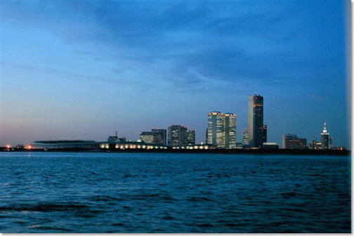 観光船からの夜景,千葉,観光,おすすめ