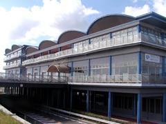 長良川サービスセンター,大型,遊具,公園