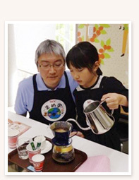 親子向けコーヒー体験プログラム,UCCコーヒー博物館,口コミ,