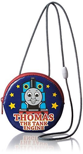 [トーマス] THOMAS&FRIENDS ネックポーチ TS5-1000 なし (ブルー),赤ちゃん,バッグ,