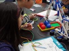 サイボーグ ~きみの筋電でロボットが動く~,日本科学未来館,体験,