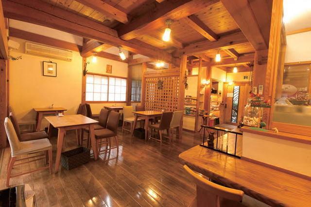 「RENO Cafe」店内風景,浦和,子連れ,ランチ