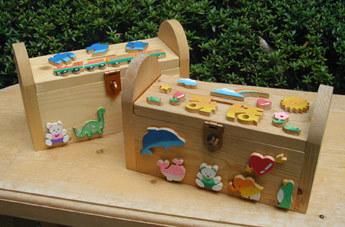 遊木民で作る貯金箱,修善寺,虹の郷,水遊び