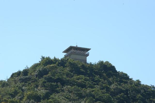 奥山雨山自然公園 展望台,大阪府,紅葉,スポット
