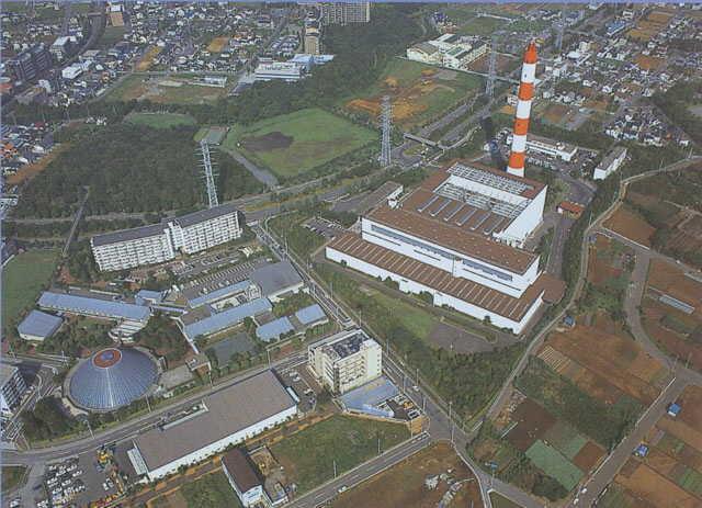 横浜市資源循環局都筑工場,横浜市,資源循環局, 都筑工場