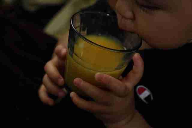 デュラレックスでジュースを飲む,デュラレックス,ナチュラルキッチン,