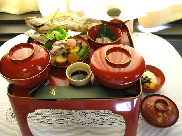 日本料理 桜亭台町茶寮 お食い初め御膳,新潟,七五三,食事