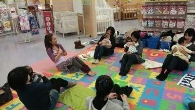 親子ヨガ教室,赤ちゃん,イベント,無料