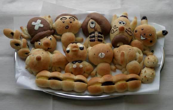 まるぱん工房 お祝いパン,キャラクター,かわいい,パン