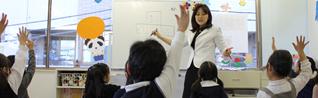 ミック幼児教室代表による授業風景,受験,東京,幼児教室