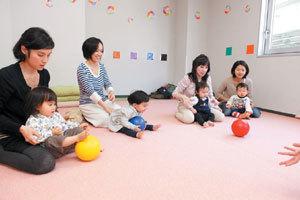 ベビーパーク教室の風景,受験,東京,幼児教室
