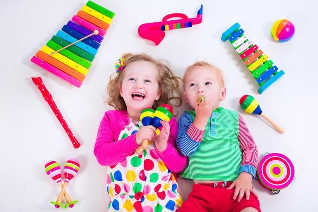 楽器と子ども,バースデーパーティー,誕生日会,アイデア