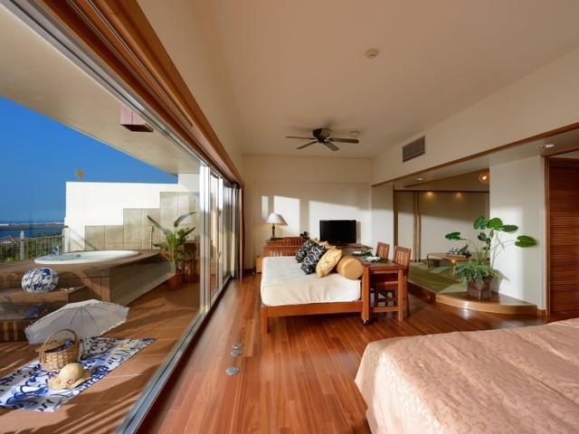 和洋室タイプのファミリー向けのお部屋,沖縄,赤ちゃん,ホテル