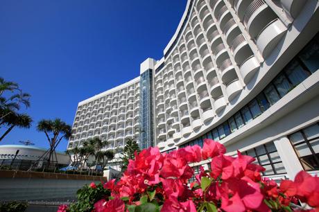 ホテルの外観,沖縄,赤ちゃん,ホテル