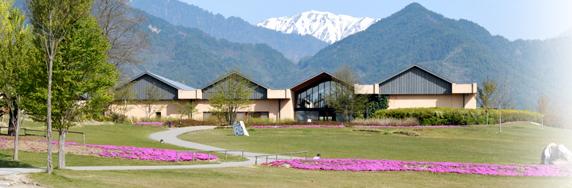 安曇野ちひろ美術館,美術館,長野県,子ども