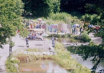 裏五頭山荘釣り堀センター,新潟,釣り,スポット
