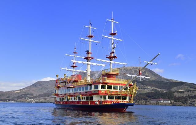 箱根海賊船,神奈川,レジャー,スポット