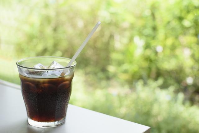 アイスコーヒー,子鉄,東京,電車