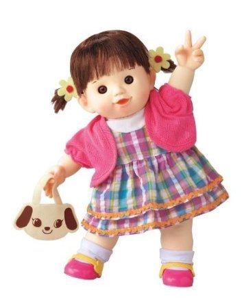 ぽぽちゃん やわらかお肌の2歳のぽぽちゃん,女の子,ままごと,人形