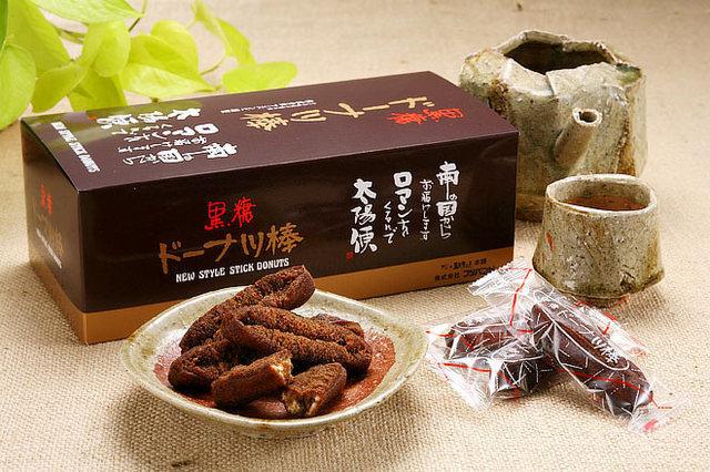 黒糖ドーナツ棒,熊本,おすすめ,お土産