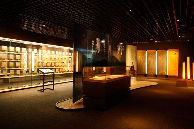 小倉百人一首堂時雨殿,京都,観光,おすすめ