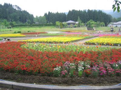胎内フラワーパーク,新潟,植物園,おすすめ