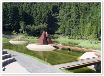 室生山公園 芸術の森,歴史,奈良,芸術