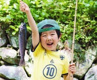 風布(ふっぷ)にじます釣り堀センター,おすすめ,釣り堀,埼玉