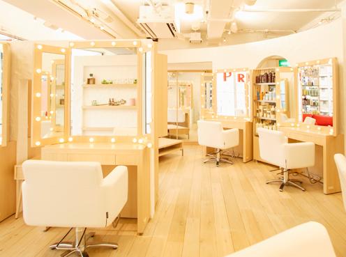 プレーゴ,子連れ,美容院,渋谷