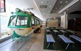 休憩コーナー 電車とバスの博物館,子鉄,電車博物館,おすすめ