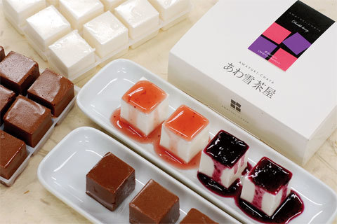 子どもも大好きあわ雪茶屋,愛知県,お土産,ユニーク