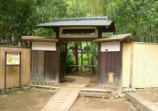 岡本公園民家園,中秋の名月,お月見,イベント