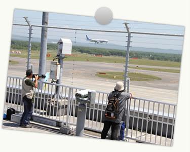 新千歳空港展望デッキ,新千歳,空港,ドラえもん