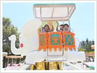 くるくるの国ポタのアラビアンツアー,白樺,池の平ファミリーランド,長野