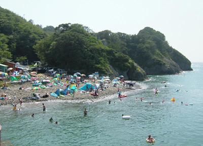 田子瀬浜海水浴場,ビーチ,海水浴,プライベート