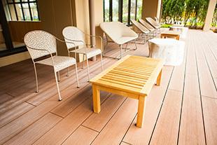 ぐらんぐりんガーデンの休憩スペース,武蔵小杉,グランツリー,屋上