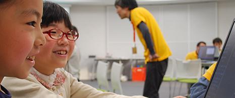 サマーキャンプ2015 プログラミング講座,夏休み,宿題,子どもイベント