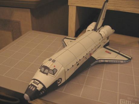 スペースシャトル,宇宙,無料,ペーパークラフト