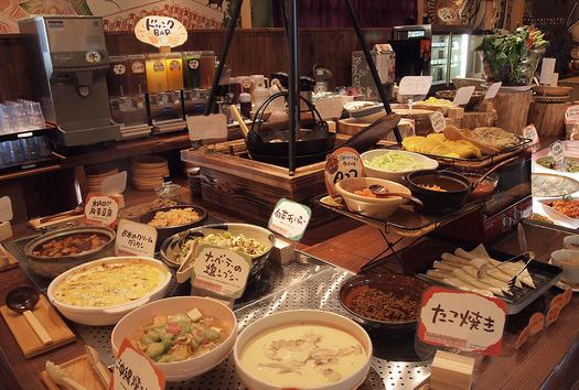 沖縄菜園ビュッフェ カラカラ,沖縄,おすすめ,シークワーサー