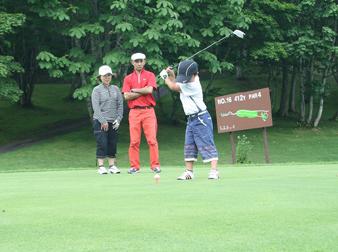 子供と一緒に初めてゴルフ!,夏休み,スポーツ,イベント
