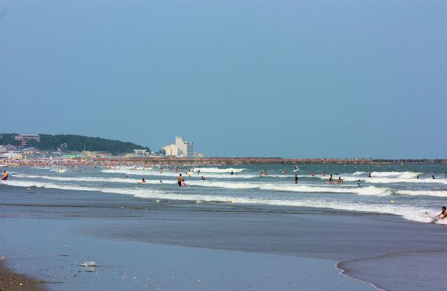 大洗サンビーチ,茨城,子連れ,海水浴