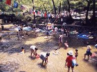 岩屋堂公園 バンガロー村,愛知,デイキャンプ,おすすめ