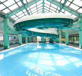 白樺リゾート池の平ホテル,室内プール,長野県,ベビー