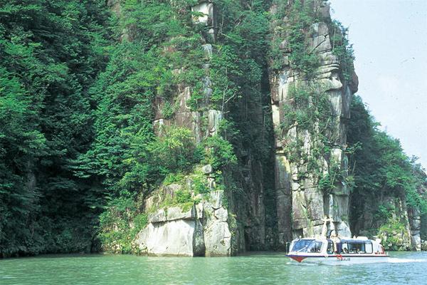 恵那峡遊覧船,岐阜,観光,おすすめ