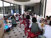 川崎市市民ミュージアム「ママカフェ」,川崎,博物館,美術館