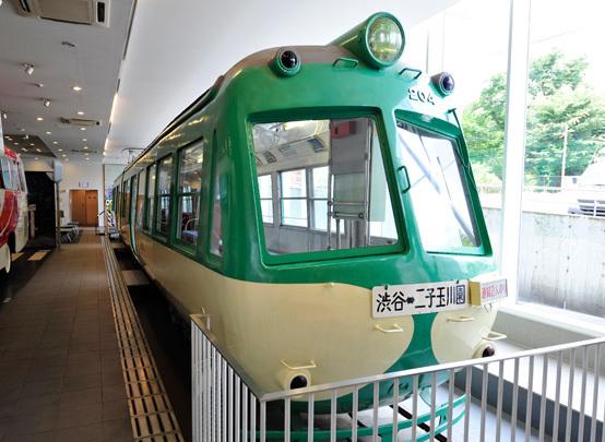 】電車とバスの博物館,川崎,博物館,美術館