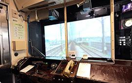 電車とバスの博物館シュミレーター,川崎,博物館,美術館