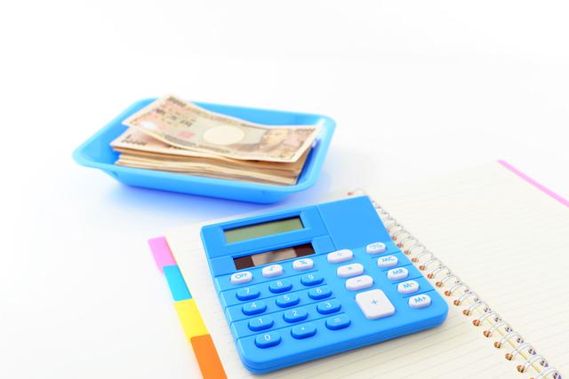 お金と計算機,子ども,学資保険,選び方