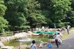 土師ダムやまめの釣り堀,広島,釣り,スポット